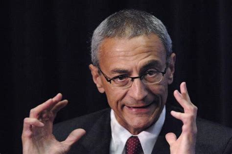JOHN PODESTA IS ON THE LIST