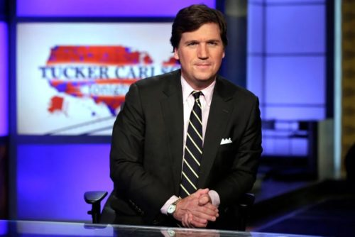 YOU DON'T CARE – TUCKER CARLSON