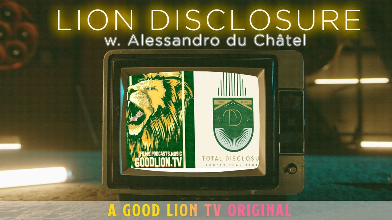 LION DISCLOSURE #01 – THE VACCINE GENOCIDE 1