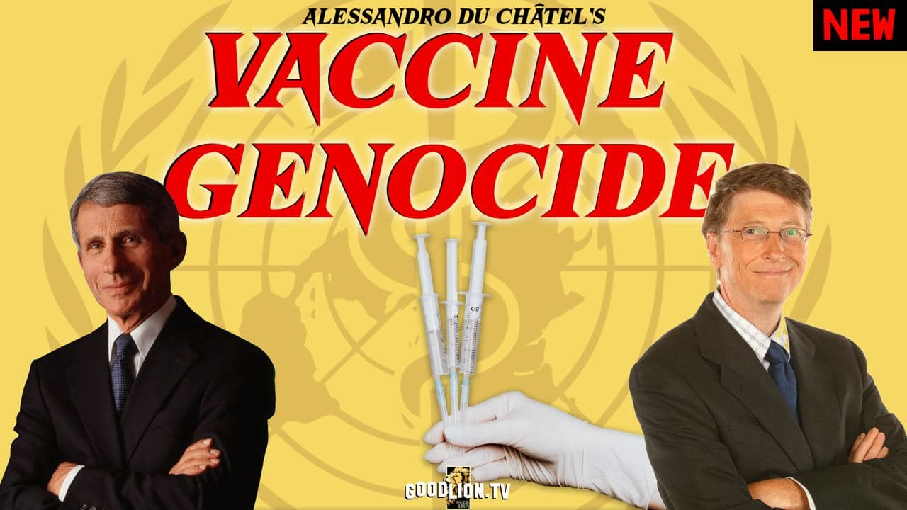 LION DISCLOSURE #03 – THE VACCINE GENOCIDE 3